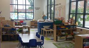 Small classroom area